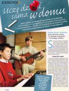 2009-01-19 Claudia - Uczę dzieci sama w domu, str 34