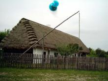 Kielecczyzna, maj 2003 - Skansen w Tokarni
