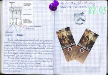 Kielecczyzna, maj 2003 - Księga Wypraw 1s052 - Jaskinia Raj