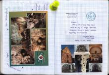 Kielecczyzna, maj 2003 - Księga Wypraw 1s053 - Jaskinia Raj