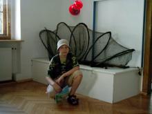 Wolin, czerwiec 2003 - Muzeum Rybołówstwa, Świnoujście