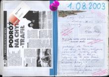 Bieszczady, sierpień 2003 - Księga Wypraw 1s077