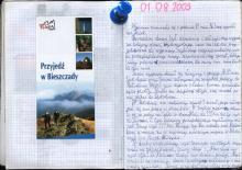 Bieszczady, sierpień 2003 - Księga Wypraw 1s079