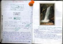 Bieszczady, sierpień 2003 - Księga Wypraw 1s090
