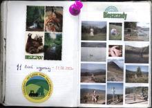 Bieszczady, sierpień 2003 - Księga Wypraw 1s091