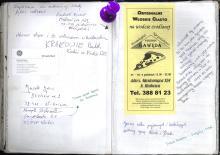 Bieszczady, sierpień 2003 - Księga Wypraw 1s092
