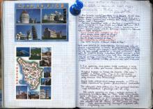 Włochy, lato 2004 - Księga Wypraw 2s017