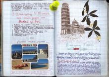 Włochy, lato 2004 - Księga Wypraw 2s018