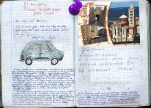 Włochy, lato 2004 - Księga Wypraw 2s027