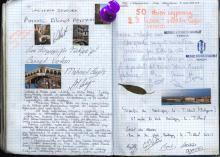 Włochy, lato 2004 - Księga Wypraw 2s080