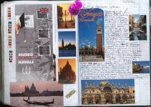 Włochy, lato 2004 - Księga Wypraw 2s081