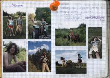 Edukacyjna wymiana - Brzóza 2006 - Księga Wypraw 4s005