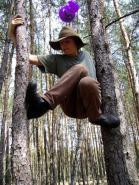 Edukacyjna wymiana - Brzóza 2006 - Przemek Indiana Jones