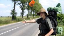 Sudety 2006 - Na autostopie