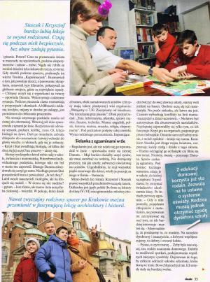 2009-01-19 Claudia - Uczę dzieci sama w domu, str 35