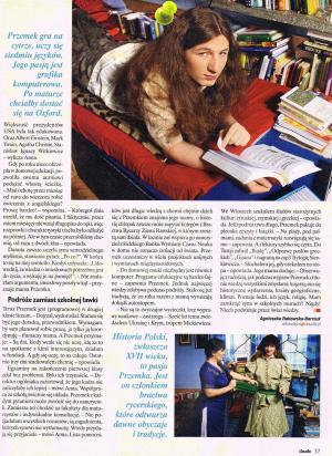 2009-01-19 Claudia - Uczę dzieci sama w domu, str 37