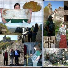 Gruzja 2007 - obazki z wyprawy -10.07- Sapara