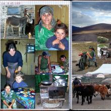 Gruzja 2007 - obazki z wyprawy -10.09,10- Okami, Edikilisi