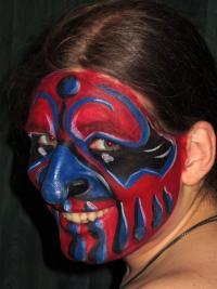 Przemek Galant - karnawałowe zdjęcie profilowe